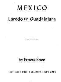Mexico  Laredo to Guadalajara PDF