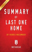 Summary Of Last One Home Book PDF