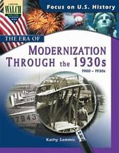 The Era of Modernization Through the 1930s PDF