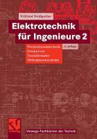 Elektrotechnik f  r Ingenieure 2 PDF