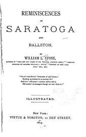 Reminiscences of Saratoga and Ballston