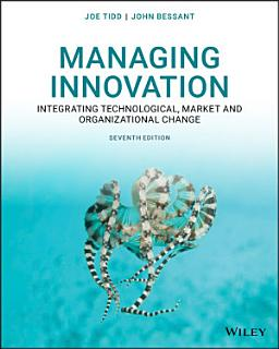 Managing Innovation Book
