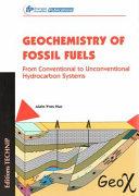 Geochemistry of Fossil Fuels