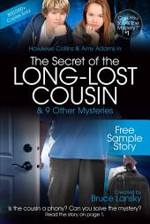 The Secret of the Long-Lost Cousin—Free Sample Story: Can You Solve the Mystery #1—Free Sample Story