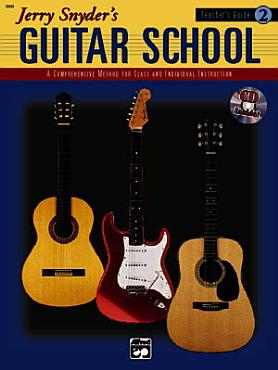 Jerry Snyder s Guitar School  Teacher s Guide Book 2 PDF