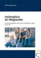 Fachenglisch f  r Pflegekr  fte PDF