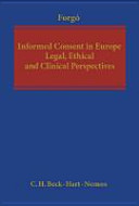 Informed Consent in Europe