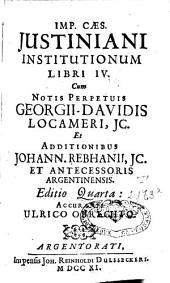Institutionum libri IV
