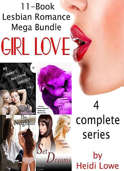 Girl Love  11 Book Lesbian Romance Mega Bundle