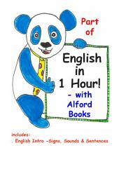 English in 1 Hour! - Lesson 1: English Intro! - Signs, Sounds and Sentences