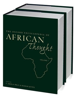 The Oxford Encyclopedia of African Thought