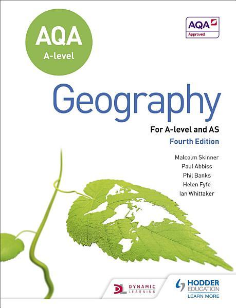 AQA A level Geography Fourth Edition