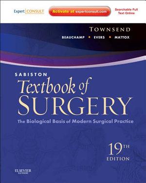 Sabiston Textbook of Surgery E Book