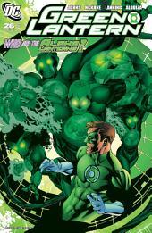 Green Lantern (2005-) #26