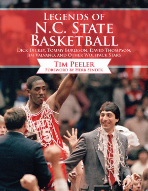 Legends of N C  State Basketball PDF