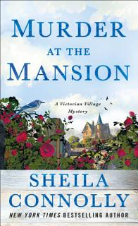 Murder at the Mansion Book