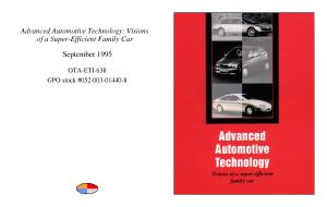 Advanced Automotive Technology Visions Of A Super Efficient Family Car  Book PDF