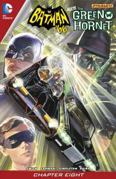 Batman '66 Meets the Green Hornet (2014-) #8
