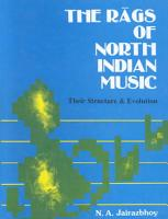 The R  gs of North Indian Music PDF