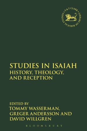 Studies in Isaiah PDF