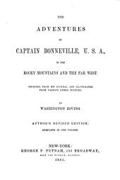 The Works of Washington Irving: Bonneville's adventures