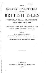 The Survey Gazetteer of the British Isles
