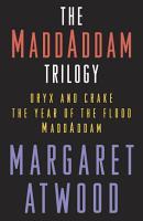 The MaddAddam Trilogy Bundle PDF