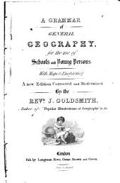 A grammar of general geography, by J. Goldsmith
