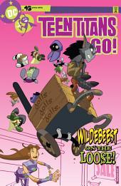 Teen Titans Go! (2003-) #16