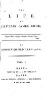 Life of Captain James Cook PDF