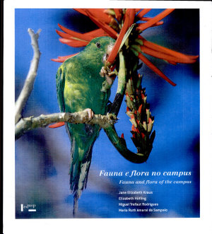 Fauna and flora of the campus of the Cidade Universit  ria Armando de Salles Oliveira
