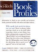 Sci-tech Book Profiles