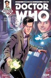 Doctor Who: The Eleventh Doctor #3.6: The Memory Feast Part 1