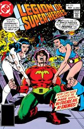The Legion of Super-Heroes (1980-) #275