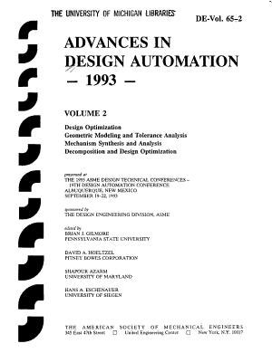 Advances in Design Automation  1993 PDF