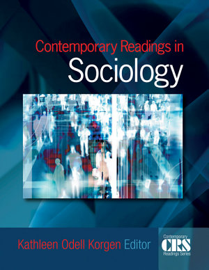Contemporary Readings in Sociology