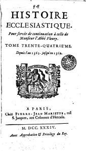 Hístore Éclésiastique, 34