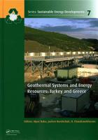 Geothermal Systems and Energy Resources PDF