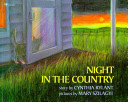 Night in the Country Book