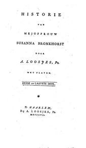 Historie van Mejuffrouw Susanna Bronkhorst: met Platen, Volume 6