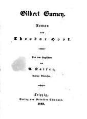 Gilbert Gurney: Roman, Band 3