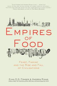 Empires of Food Book