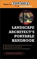 Landscape Architect s Portable Handbook PDF