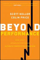 Beyond Performance PDF