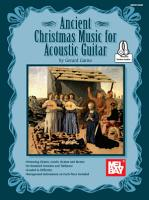 Ancient Christmas Music for Acoustic Guitar PDF