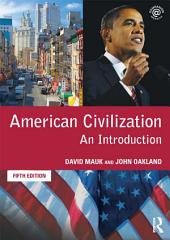 American Civilization: An Introduction, Edition 5