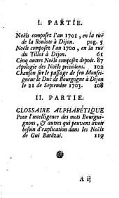 Noei Borguignon de Gui Barôzai: Volume1
