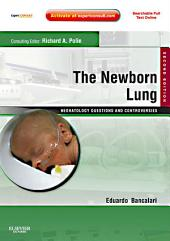 The Newborn Lung: Neonatology Questions and Controversies E-Book: Edition 2
