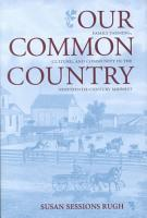 Our Common Country PDF