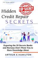 Hidden Credit Repair Secrets